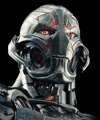 Illustration for article titled All the faces of Ultron: The design evolution of the Avengers' archenemy