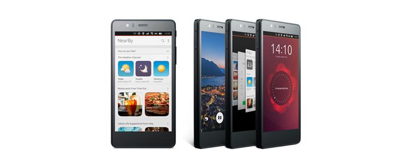 Illustration for article titled El segundo smartphone Ubuntu de BQ llegará este mes por 200 euros