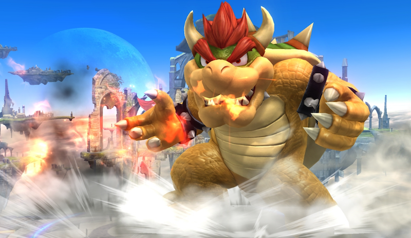 """Illustration for article titled A Look Inside """"Smash Bros. Hell,"""" A Depressing Battleground Meant For Jerks"""