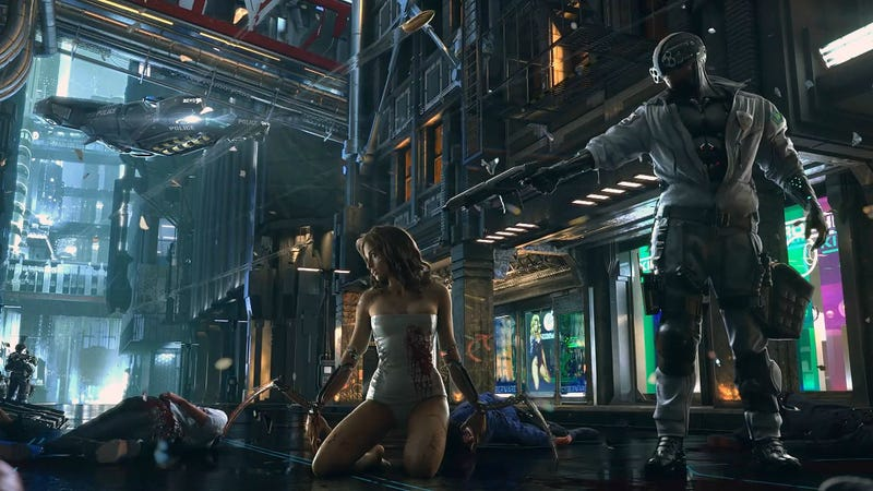 Illustration for article titled The People MakingCyberpunk 2077 Would Like To Correct A Misconception About Game Development