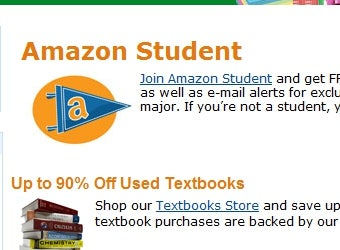Illustration for article titled Get a Free Year of Amazon Prime with an .EDU Address