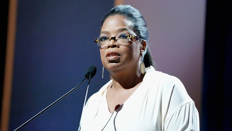 Oprah Winfrey speaks onstage during the 2016 ESSENCE Black Women In Hollywood awards luncheon on February 25, 2016 in Beverly Hills, California.