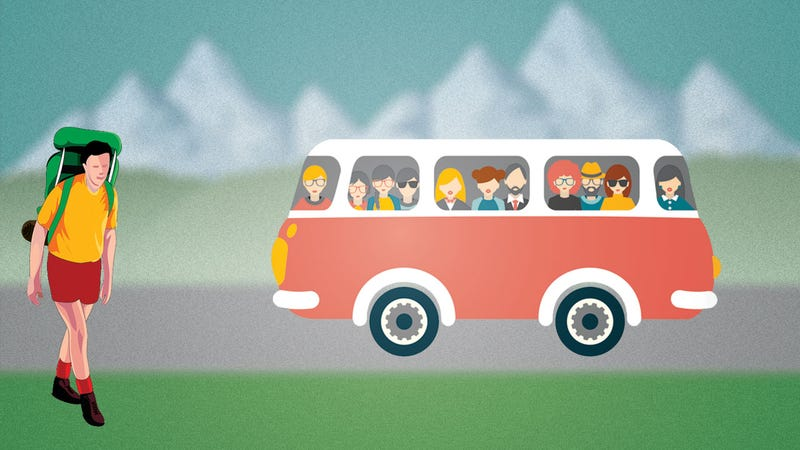 Illustration for article titled When It's Worthwhile to Join a Tour Group or Go It Alone