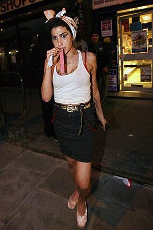 Amy Winehouse Fashion Cosmetics Mogul