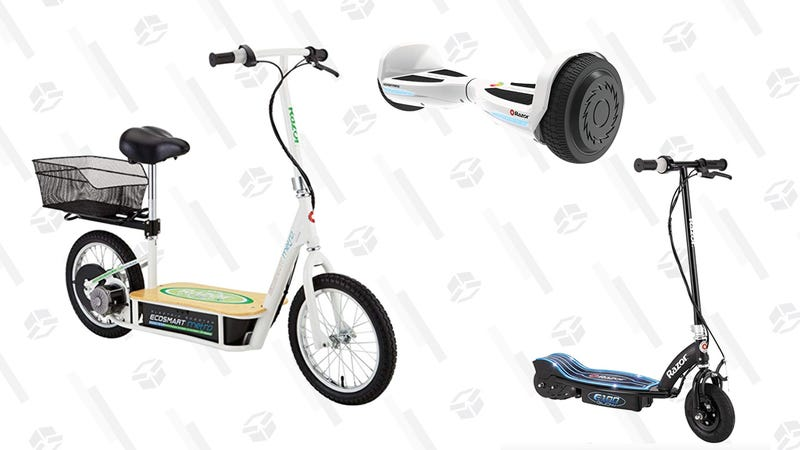 30% on Electric Kids Scooters, Bikes, and More | Amazon