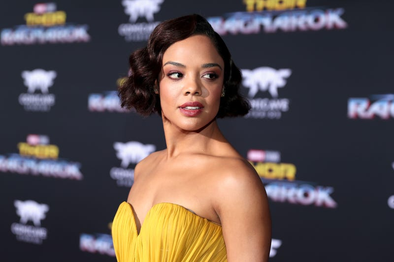 Illustration for article titled Tessa Thompson has a response for anyone concerned with her whereabouts in Infinity War