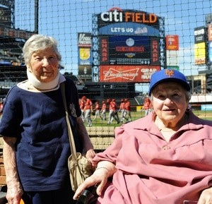Illustration for article titled These Ladies Waited 185 Years To See The Mets Lose