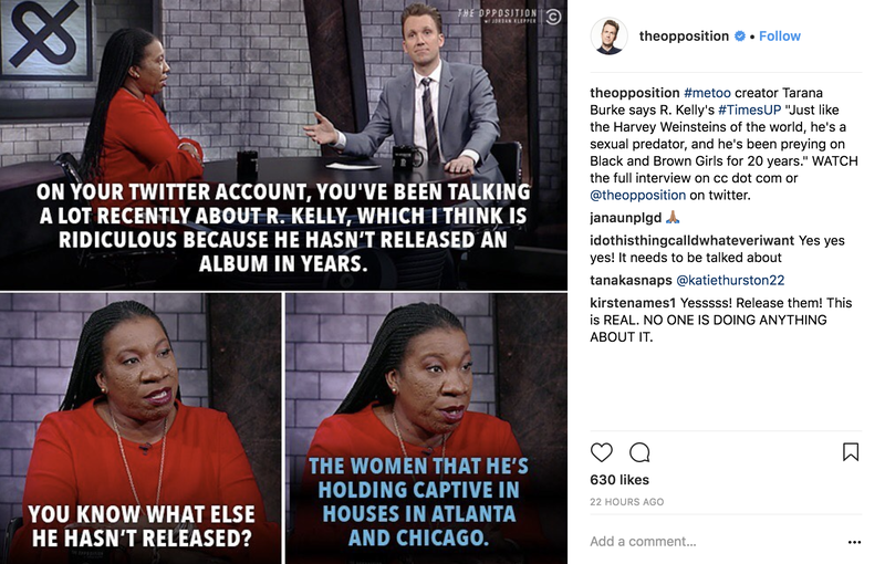 @theopposition via Instagram screenshot