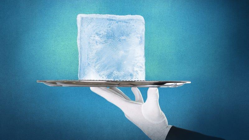 Illustration for article titled Is artisanal ice bullshit?