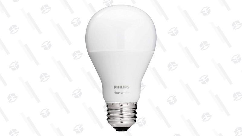 Hue White Individual Bulbs | $13 | Amazon