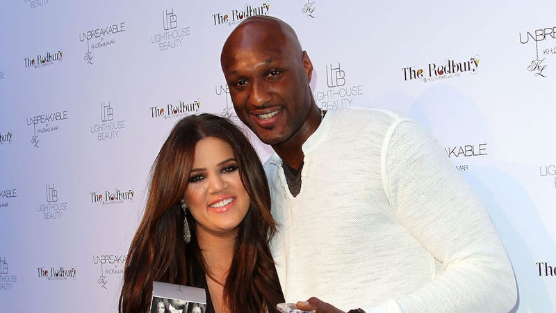 Illustration for article titled Khloé Kardashian to Lamar Odom: 'Promise Me You'll Never Go Back to a Disgusting Brothel'