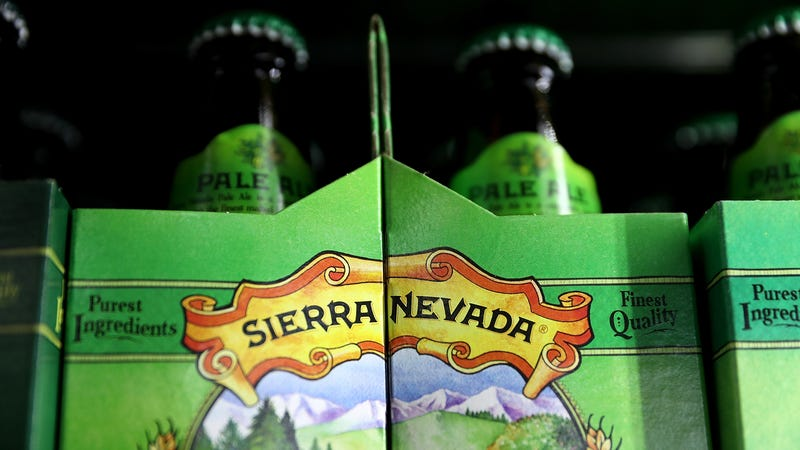 Illustration for article titled Sierra Nevada brewery creates California fire relief fund, owners kick in $100K