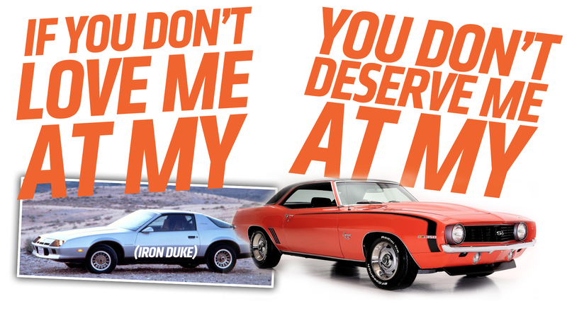 Illustration for article titled Which Is The Best Chevy Camaro?