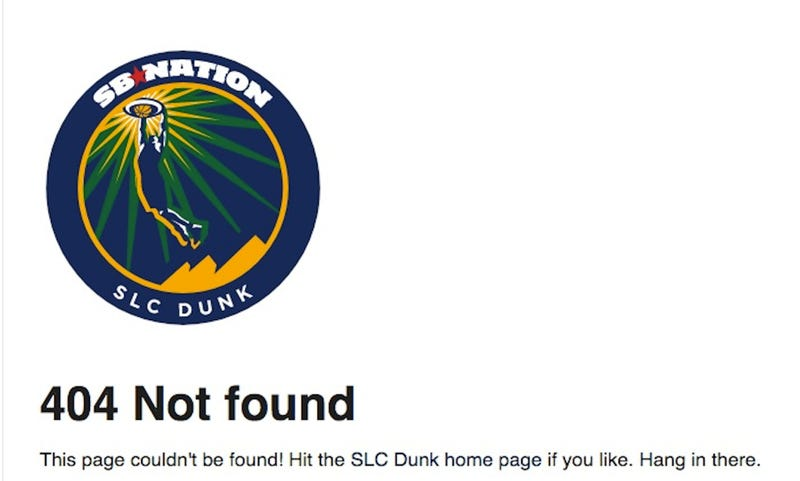 Illustration for article titled SB Nation Blogger Removed From Masthead Following Deletion Of Bad Post