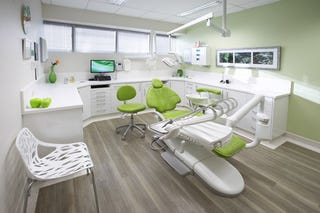 Illustration for article titled Needs of dental fit outs in the clinic?