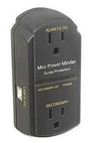 Illustration for article titled Mini Power Minder: A Plug That Cares