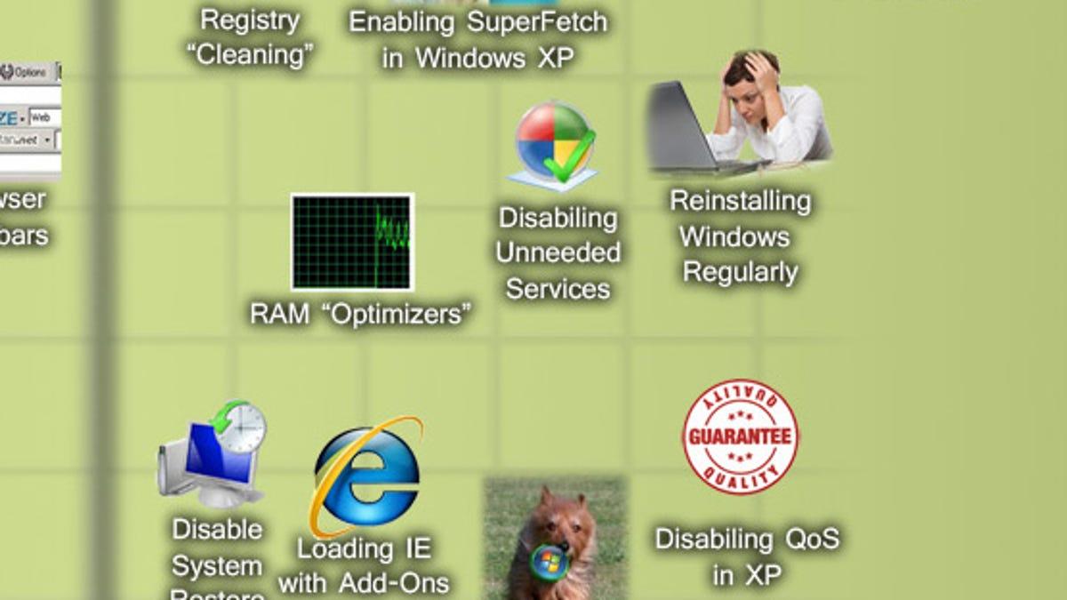 Windows Maintenance Tips: The Good, Bad, and Useless