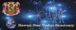 Illustration for article titled Hawaii Has Its Own UFO Landing Pad (And Alien Visitor Center)