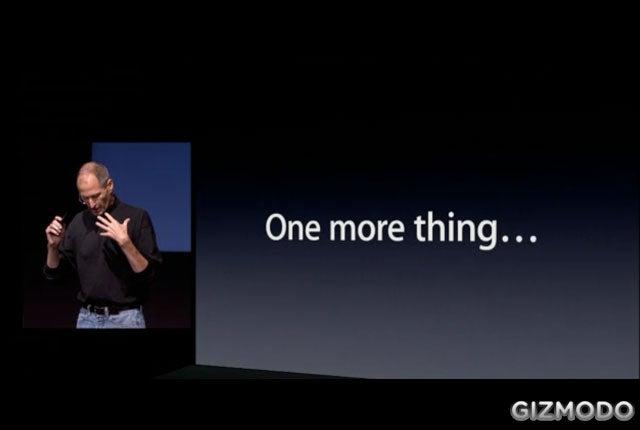 Apple's Back to the Mac Event Liveblog