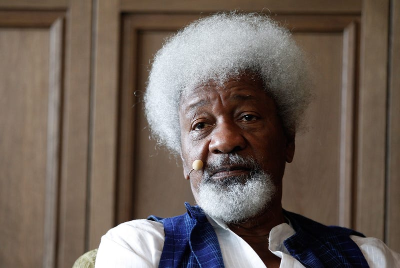 Wole Soyinka in 2012 Andreas Rentz/Getty Images for Grey Goose
