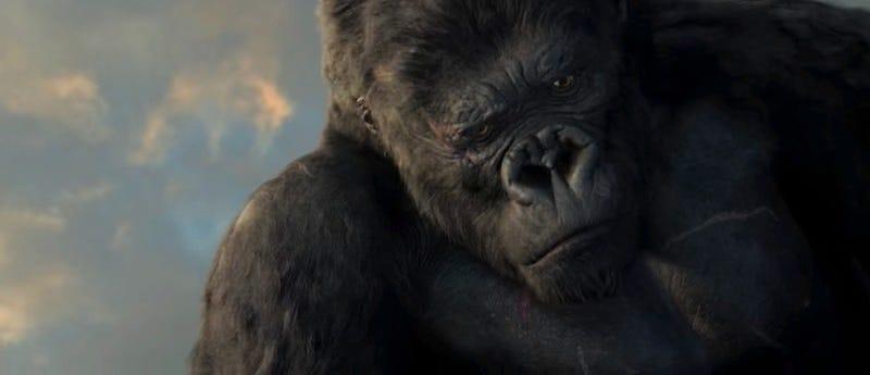 King Kong (2005). Image: screen grab