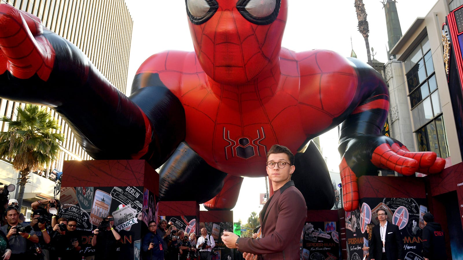 Tom Holland helped keep Spider-Man in the MCU with an 11th-hour appeal
