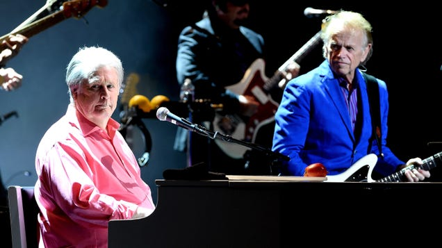 """Beach Boys' Brian Wilson and Al Jardine had """"nothing to do"""" with band's Trump fundraiser gig"""