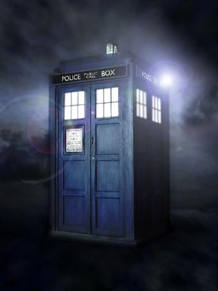 Illustration for article titled TMIT:  Too Much Information TARDIS