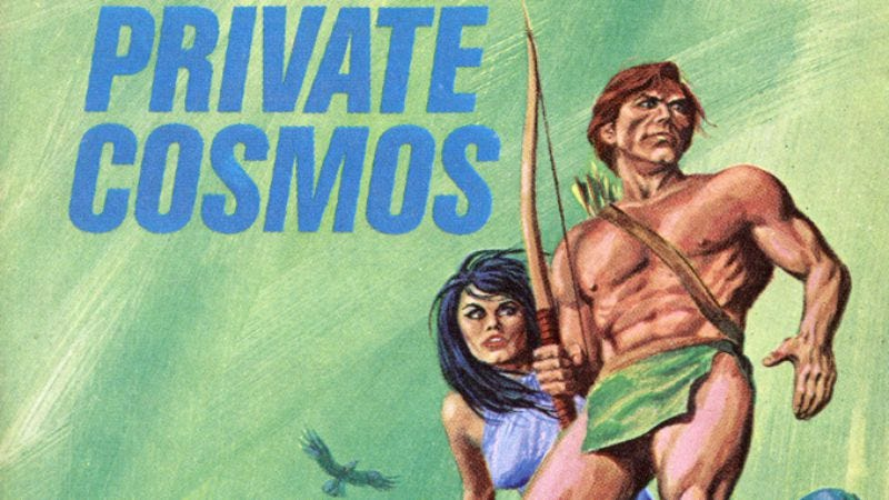 Illustration for article titled A Private Cosmos by Philip José Farmer (1968)