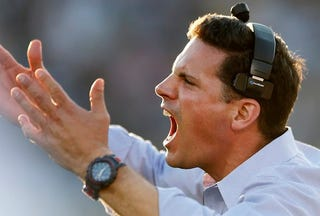 Illustration for article titled UConn Football Coach Bob Diaco Might Not Understand How A Rivalry Works