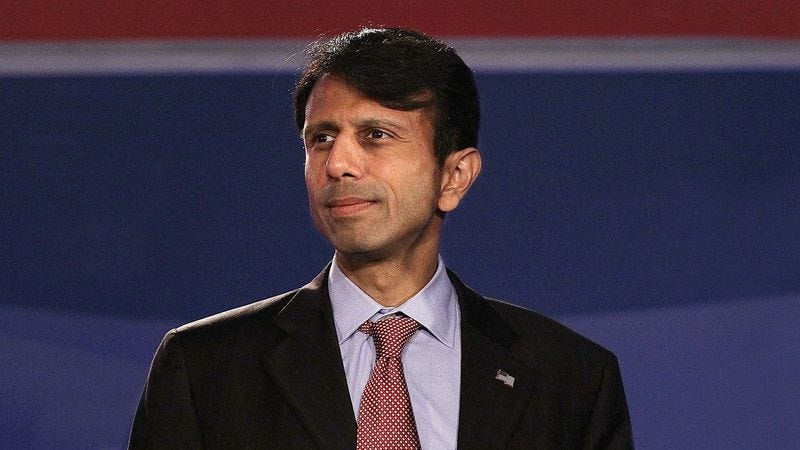 Jindal says that spending multiple weeks on the campaign trail might be too great a sacrifice for his family.