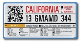 Illustration for article titled How To Fix The American License Plate