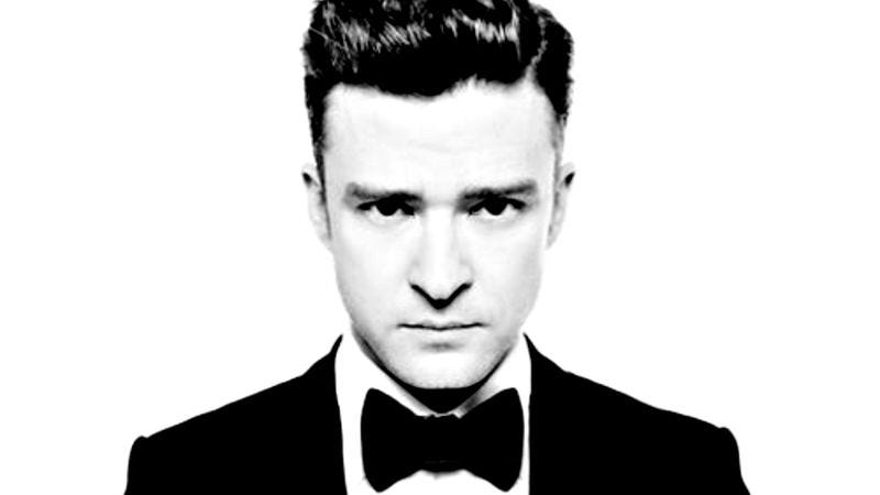 Illustration for article titled Justin Timberlake: The 20/20 Experience