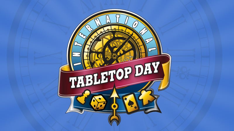 Illustration for article titled Celebrate Tabletop Day with These Digital Games!