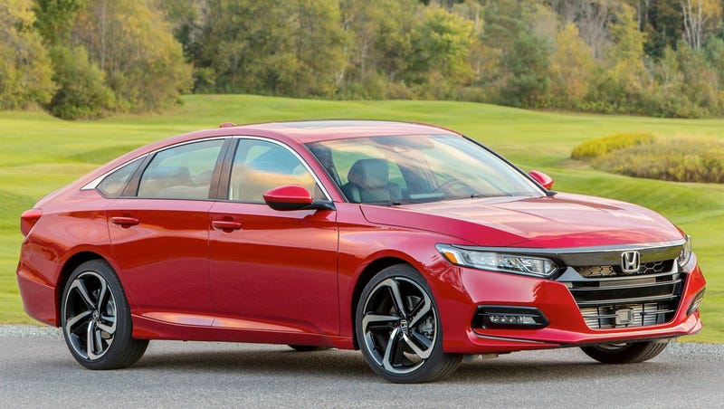 Here S Exactly What Makes The 2018 Honda Accord And Civic Type R Engines Diffe