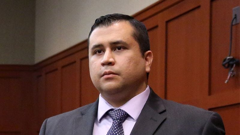 A jury of his peers finds George Zimmerman not guilty—legally speaking, that is—of second-degree murder.