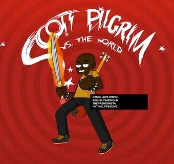 Illustration for article titled The Scott Pilgrim avatar creator