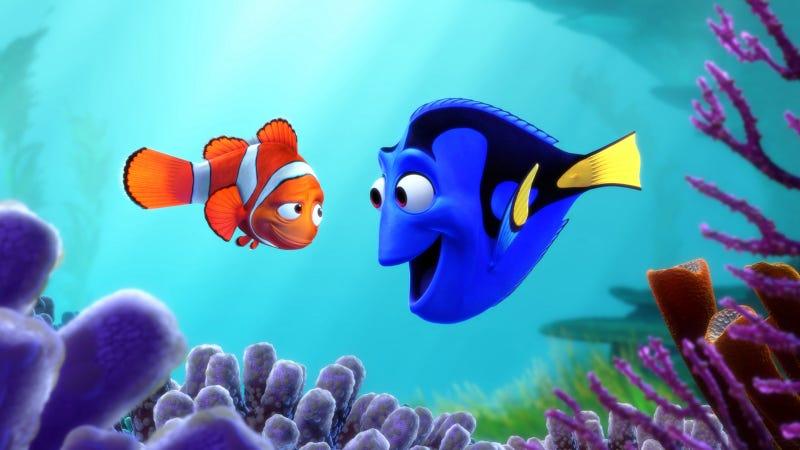 Illustration for article titled Si Buscando a Nemo fuera realista, el padre de Nemo habría cambiado de sexo y se habría apareado con su hijo después de la muerte de su madre