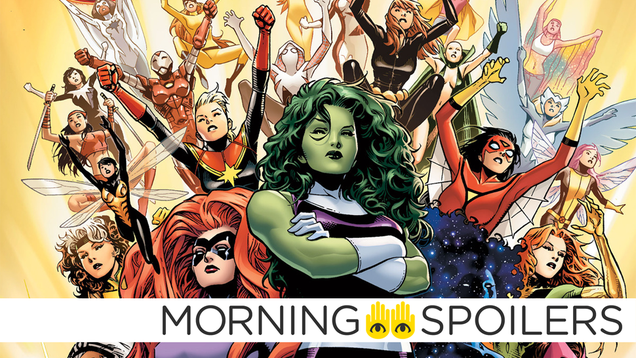 ABC Is Planning a New Marvel Show Based on Female Superheroes