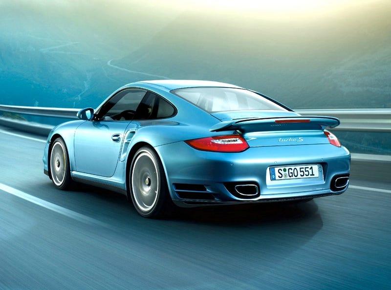 Illustration for article titled 2011 Porsche 911 Turbo S: Old Dog, New Tricks