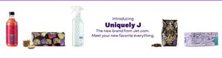 $3 de descuento en pedidos de $10 en Uniquely J Products | Jet.com | Usa el código UNIQUELYJ10
