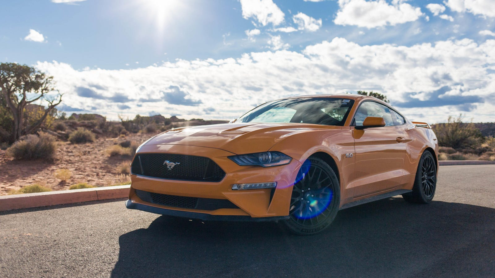 The ford mustang razes competition once more salts the earth other sports cars weep in despair
