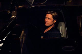 Illustration for article titled Brad Pitt: Paradise By The Dashboard Light