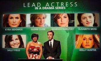 Illustration for article titled Emmy Nods Show TV Is Kinder Than Film To Women Over 40