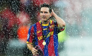 Illustration for article titled Lionel Messi Attended The Sex And Alcohol Party For The Video Games