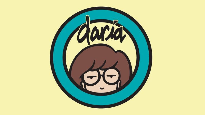 Illustration for article titled Here are all 57 sick, sad books mentioned by the titular character on Daria