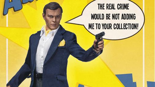Illustration for article titled Adam West Is Getting An Action Figure. No, Not Batman. Adam West.