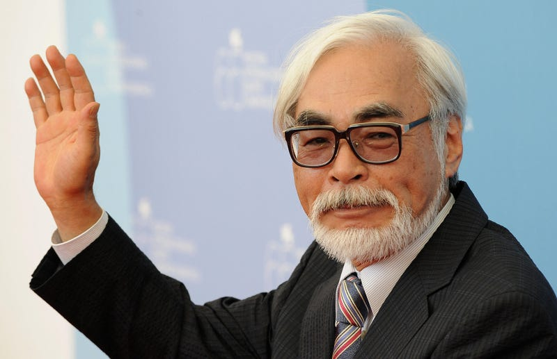 Illustration for article titled Hayao Miyazaki Earns A Well-Deserved Lifetime Achievement Oscar