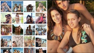 Illustration for article titled This Creepy iPhone App Finds Pictures of Your Facebook Friends in Bikinis