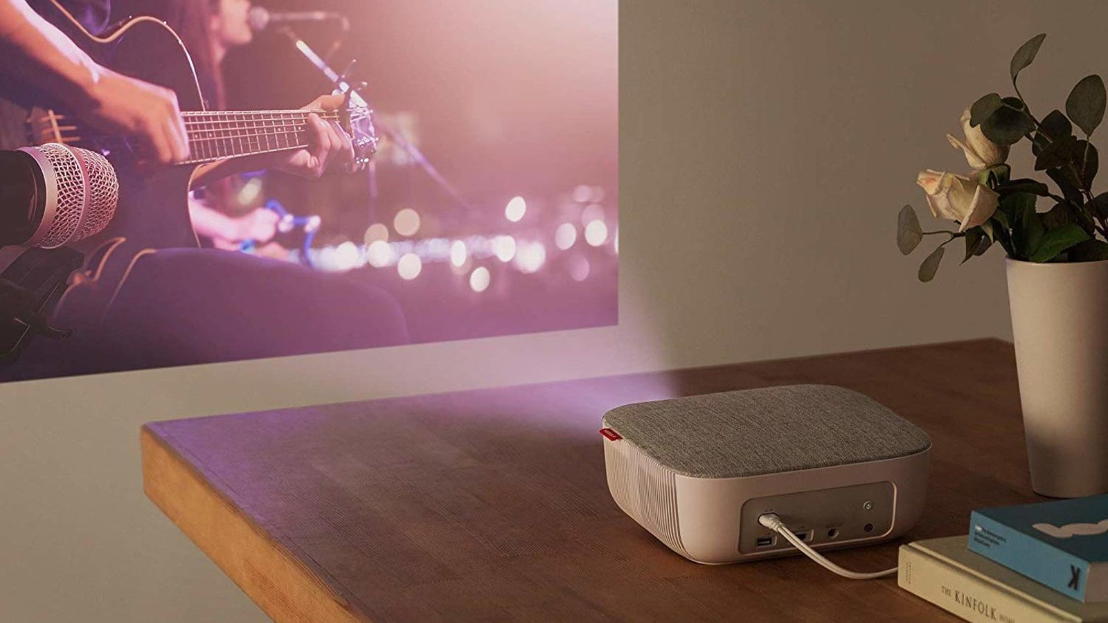 photo image Anker's Newest Projector Ditches the Battery, But Only Costs $110 At Launch